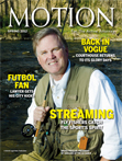 Spring 2012 Motion Magazing Cover