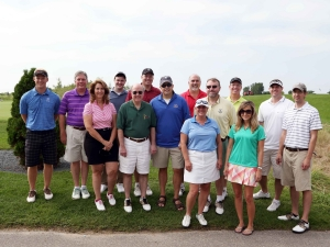 ISIAL members, guests enjoy a day of golf