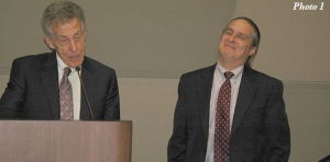 Indian Law Section draws key players for panel, honors assistant U.S. attorney