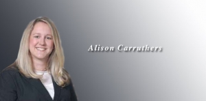 Monday Profile: Alison Carruthers