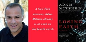 Author's latest novel debuted on April 14