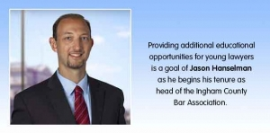 At the helm: ICBA leader maps out goals while counseling GOP leaders