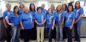 Stomp Out Bullying: County Clerk and staff kick off awareness campaign
