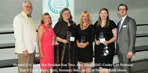 Four honored at 'Call to Justice' Awards