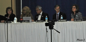 Civil Rights Commission convenes meeting and first hearing in Flint