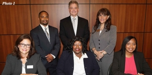 Forum features district court candidates