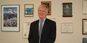 Kent County's Bill Forsyth talks about long career, including 30 years as prosecutor