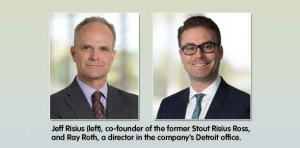 Stout: Firm's rebranding effort already paying dividends