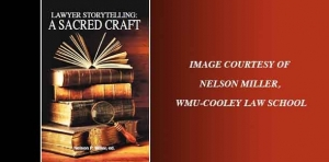 WMU-Cooley short story publication says much about the attorney's craft