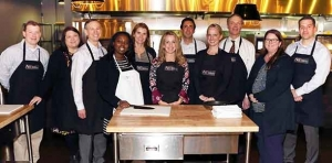 'Chopped in the Kitchen' presented by ACC-MI