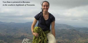Peace Corps experience piqued her interest in law