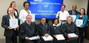Court launches early mediation program for pro se prisoner civil rights cases