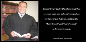 Shared Experience: Son to step into courtroom shoes of his judicial father