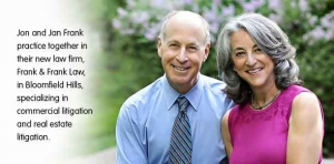 Duet: Husband and wife litigation team launches new law firm