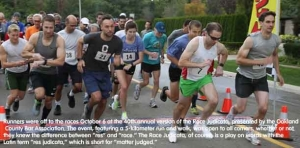 Race-Way: Annual Race Judicata event produces a host of winners