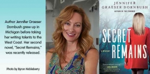 'Secret Remains' - Novels inspired by author's medical examiner father