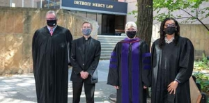 Detroit Mercy Law hosts 108th Annual Red Mass