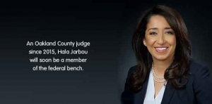 First rate: Judge to break ground for yet another time in her legal career