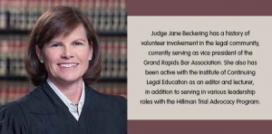 Guiding light: State appellate judge gained her inspiration from a 'Finch'