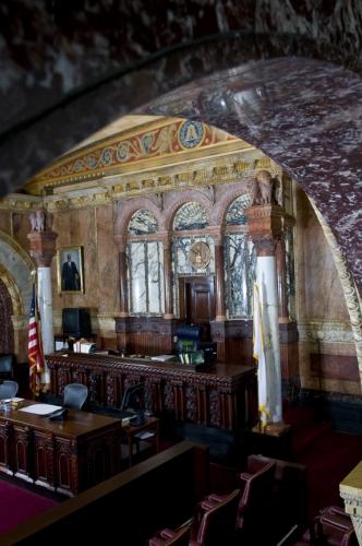 motion magazine jewel of justice preserved courtroom defines elegance